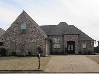 Southaven Single Family Home For Sale: 2657 Champion Hills