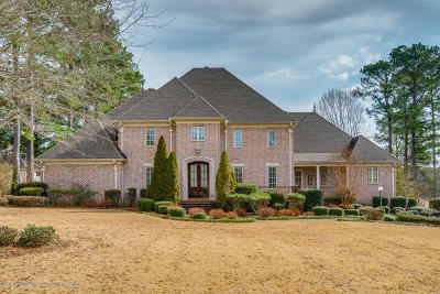 Tate County Single Family Home For Sale: 2165 Country Club Road