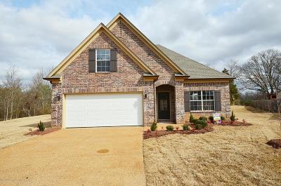 Tate County Single Family Home For Sale: 204 Eagle Cove