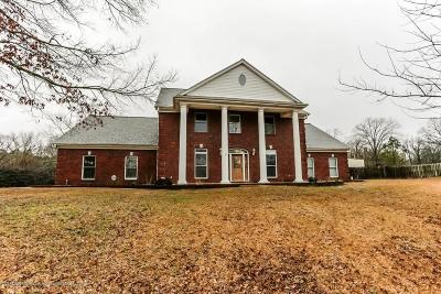 Desoto County Single Family Home For Sale: 5057 S Forest Hill Road