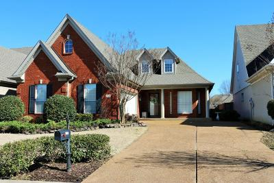 Southaven Single Family Home For Sale: 2668 Mariah Lane
