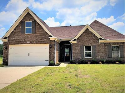 Horn Lake Single Family Home For Sale: 4901 Port Stacy Cove