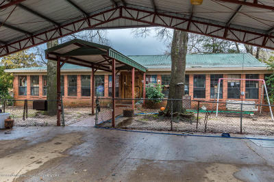 Tate County Single Family Home For Sale: 6049 Ms-4