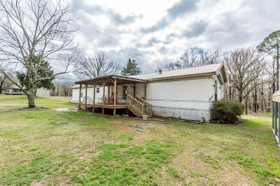 Benton County Single Family Home For Sale: 1884 Ranch Town Road