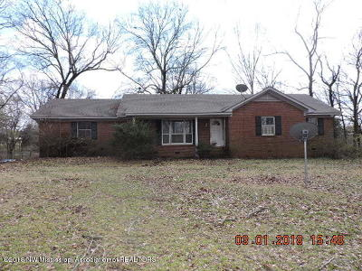 Tate County Single Family Home For Sale: 388 Sycamore Rd