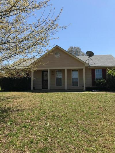 Horn Lake Single Family Home For Sale: 4223 Blackstone