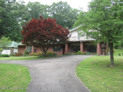 Holly Springs Single Family Home For Sale: 176 River Rhodes Road