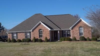 Marshall County Single Family Home For Sale: 35 Belle Meade