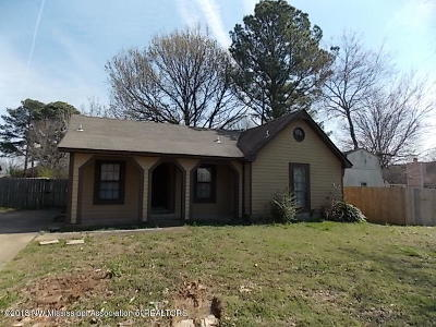 Southaven Single Family Home For Sale: 8348 Old Forge Road