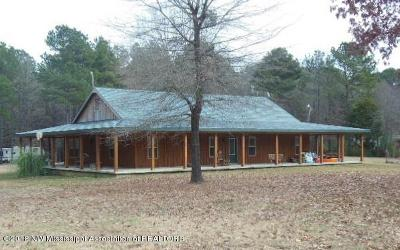 Lafayette County Single Family Home For Sale: 189 Co Rd 517