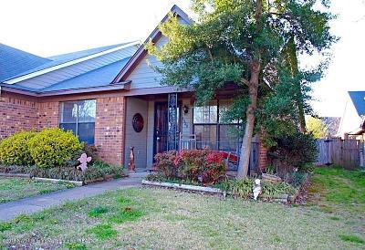 Horn Lake Single Family Home For Sale: 6929 E Tulane Road
