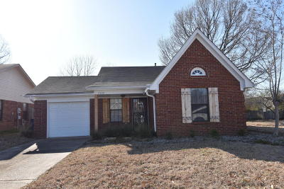 Olive Branch MS Single Family Home For Sale: $94,900