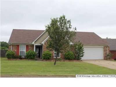 Desoto County Single Family Home For Sale: 757 Northwood Hills Drive