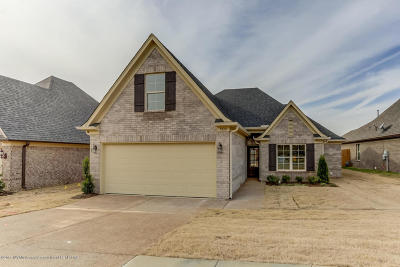 Southaven Single Family Home For Sale: 7901 Ironwood Drive