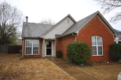 Desoto County Single Family Home For Sale: 1102 W E Ross Parkway