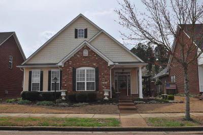 Desoto County Single Family Home For Sale: 4461 Stone Cross Drive