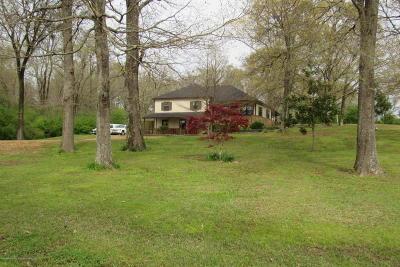 Tate County Single Family Home For Sale: 112 Looxahoma Circle