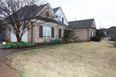 Desoto County Single Family Home For Sale: 2606 Elise Drive