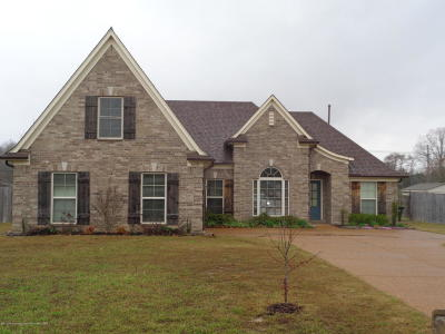 Desoto County Single Family Home For Sale: 1650 Farindale Cove