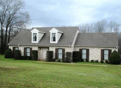 Marshall County Single Family Home For Sale: 489 Landen Circle