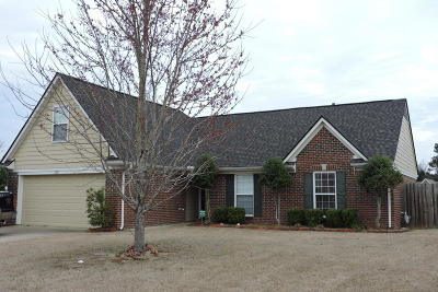 Olive Branch Single Family Home For Sale: 6712 Red Hawk Cove