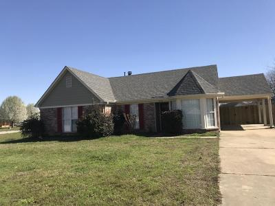 Desoto County Single Family Home For Sale: 7450 Cliffwood Drive