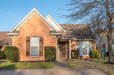 Southaven MS Single Family Home For Sale: $113,000