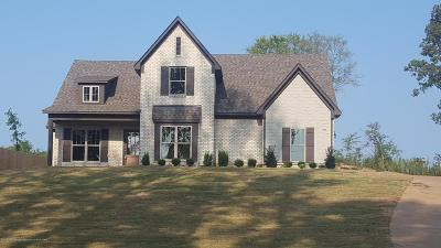 Desoto County Single Family Home For Sale: 1865 Bakers Trail