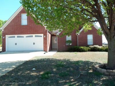Southaven MS Single Family Home For Sale: $124,900