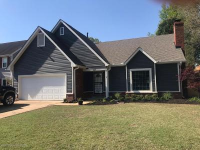 Southaven Single Family Home For Sale: 825 Cloverleaf Drive