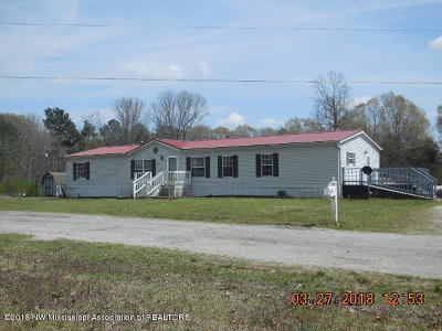 Lafayette County Single Family Home For Sale: 4 County Road 512