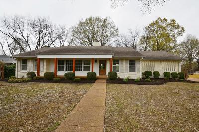 Hernando Single Family Home For Sale: 216 West Robinson Street