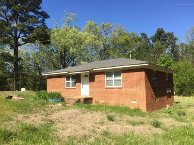 Tate County Single Family Home For Sale: 500 Scott Road