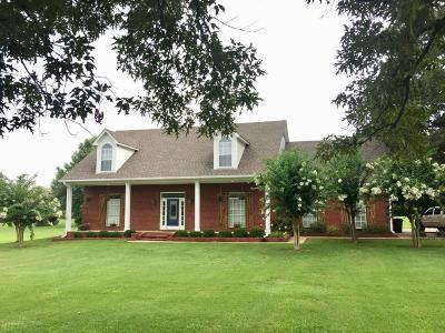 Tate County Single Family Home For Sale: 110 Joseph Drive