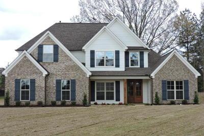 Byhalia Single Family Home For Sale: 12620 Pebble Ridge Drive