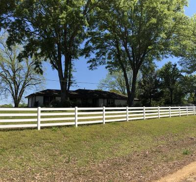 Tate County Single Family Home For Sale: 5865 Ms-4