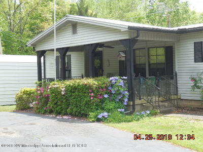 Lafayette County Single Family Home For Sale: 28 Co Rd 517
