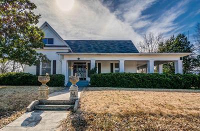 Byhalia Single Family Home For Sale: 58 E School Street