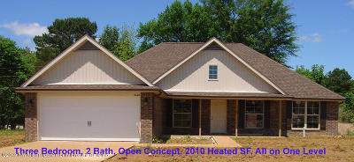 Olive Branch MS Single Family Home For Sale: $205,050