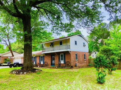 Hernando Single Family Home For Sale: 1541 Mt Pleasant Road