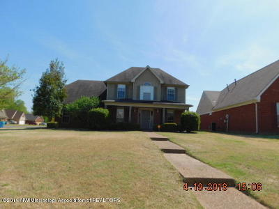 Walls Single Family Home For Sale: 8049 Delta Lakes Boulevard