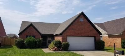Walls Single Family Home For Sale: 9121 Kaitlyn Drive