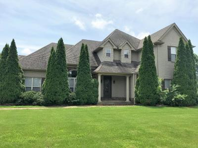 Olive Branch Single Family Home For Sale: 8301 Mellen Drive