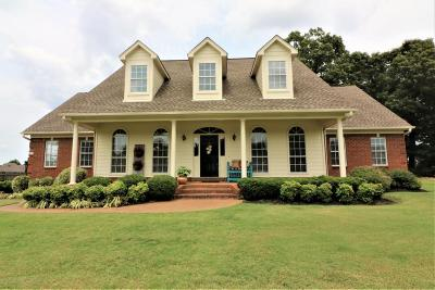 Southaven Single Family Home For Sale: 2800 Pershing Cove