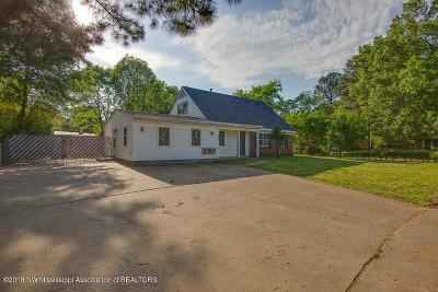 Desoto County Single Family Home For Sale: 9155 Forrest Drive