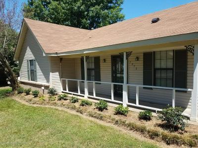 Horn Lake Single Family Home For Sale: 1972 Tissington