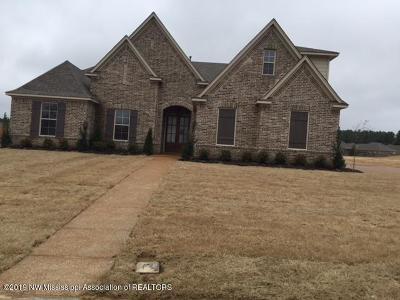 Southaven Single Family Home For Sale: 5903 Shiloh Lane
