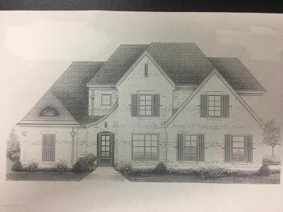 Byhalia Single Family Home For Sale: 12645 Pebble Ridge Drive