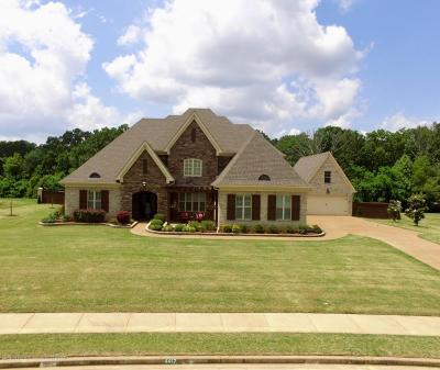 Olive Branch Single Family Home For Sale: 4417 Dawkins Farm Drive