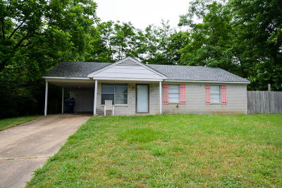 Horn Lake Single Family Home For Sale: 6320 Valleybrook Cove